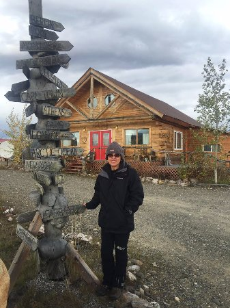 EarthSong Lodge - Denali's Natural Retreat: Parte externa do hotel
