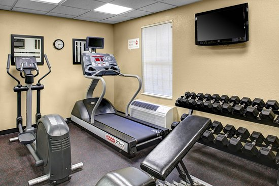 TownePlace Suites Cincinnati Blue Ash: Fitness Center