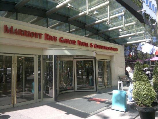 Couloir Picture Of Paris Marriott Rive Gauche Hotel