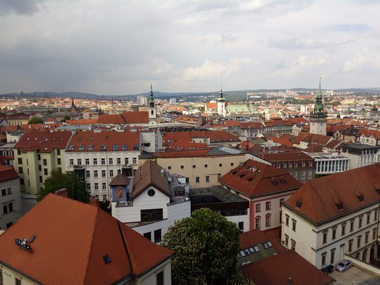 another superb view of Brno