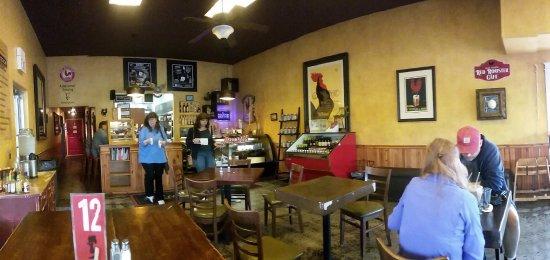 Cottonwood, AZ: Sit where you want