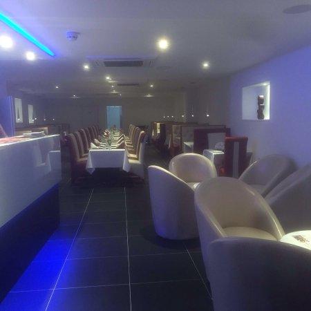 Cannington, UK: NICE DINING AREA.