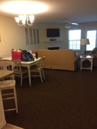 Holiday Inn Club Vacations Fox River Resort: 2 bedroom presidential