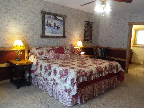 Notom Ranch Bed & Breakfast: Homestead Room