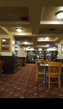Kirkby, UK: Nice pub,great beers and lovely meals.