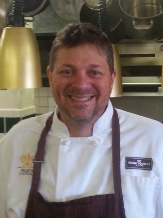 Clark, CO: Chef Jonathon Gillespie