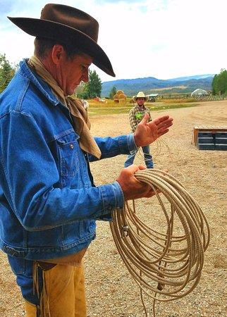 Clark, CO: Curt Pate