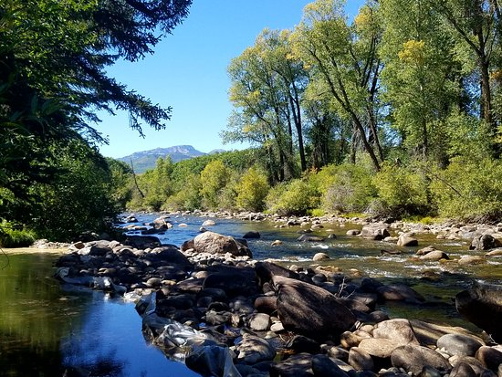 Clark, CO: The Elk River