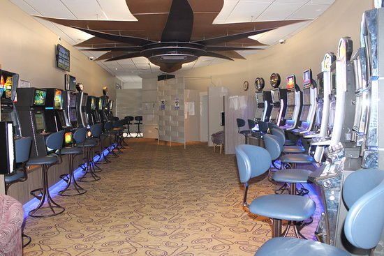 Kaiapoi, New Zealand: Gaming Room