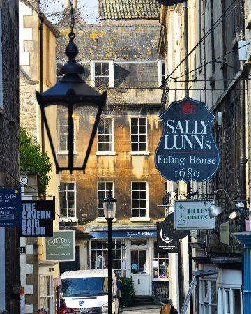 Sally Lunn 39 S Historic Eating House Museum Bath