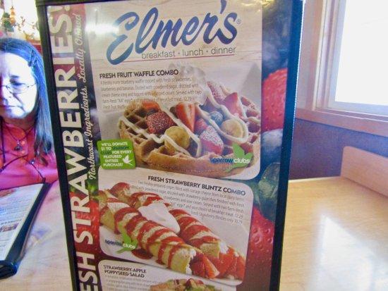 Elmer S Restaurant Grants Pass Grants Pass Or