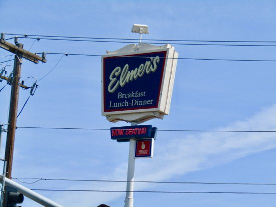 Elmer S Restaurant In Grants Pass Oregon