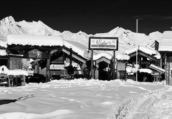 Nancroix, Francia: Restaurant Brasserie Bar Le Solan