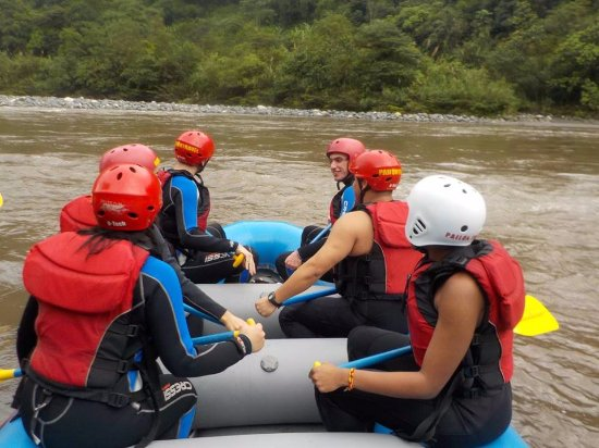 Banos, Ecuador: Y aquí inicia la aventura.