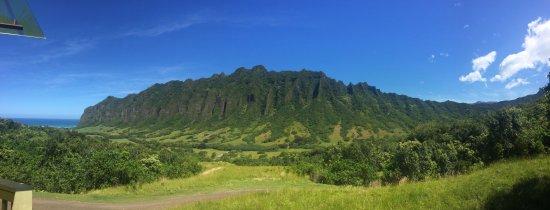 Kaneohe, Hawái: Kualoa Ranch Jump