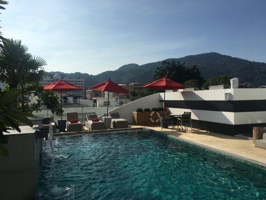 BYD Lofts Boutique Hotel & Serviced Apartments: ROOFTOP POOL