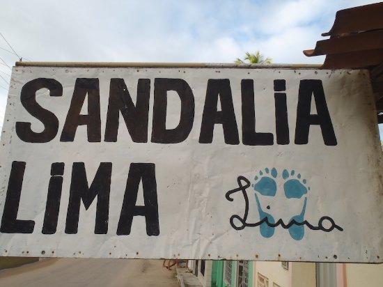 Sandalia do Lima