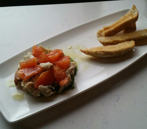 DuBois, เพนซิลเวเนีย: Fresh crab stack for Mother's Day Brunch!
