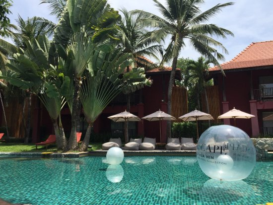 Escape Hua Hin Hotel : Photos de la piscine