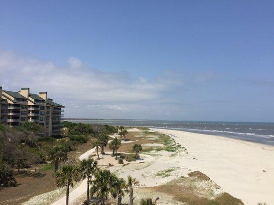 Wild dunes resort was wonderful in our ocean front condo!