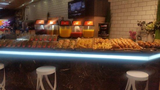 Kempton Park, Sudáfrica: Piece a Pizza