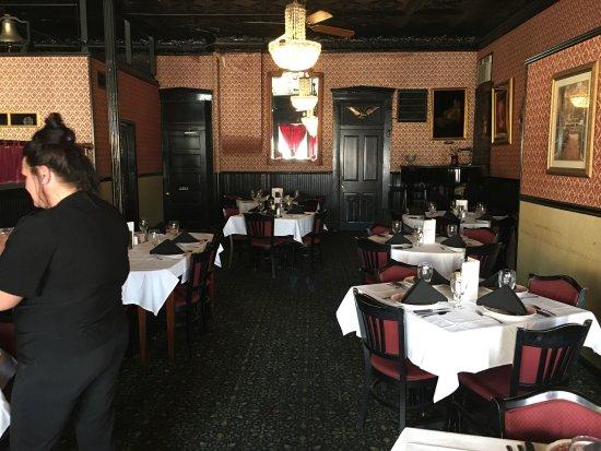Centralia, Илинойс: Dining area