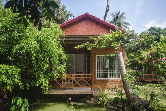 Balcony - Picture of Phu Quoc Sen Lodge Bungalow Village, Phu Quoc Island - Tripadvisor
