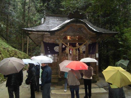 Kamochiji Shrine: 金持神社