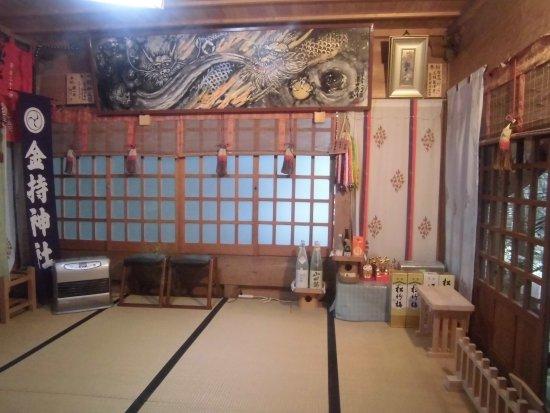 Hino-cho, Japón: 龍神之図