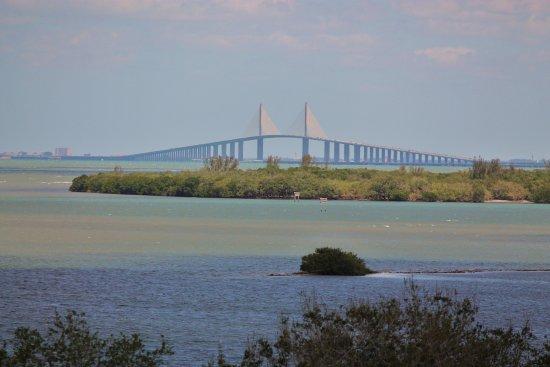 Palmetto, FL: View of Skyway Bridge