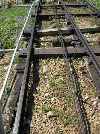 Dubuque, IA: Funicular Track