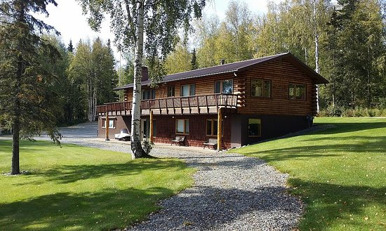 The Whispering Moose Bed and Breakfast