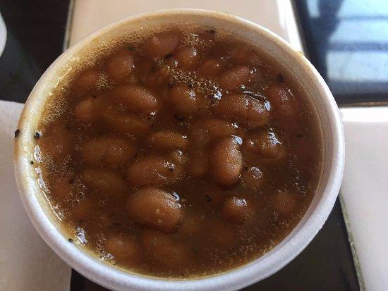 Ashland, VA: Yummy baked beans