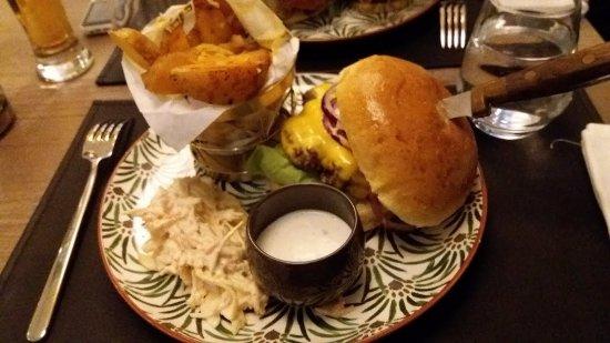 Restaurant Burger Vieux Lille Gastronomique