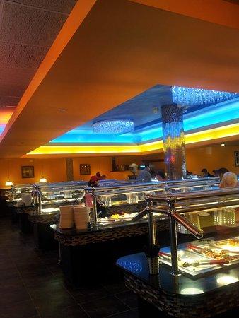 เทเลอร์, มิชิแกน: buffet bar