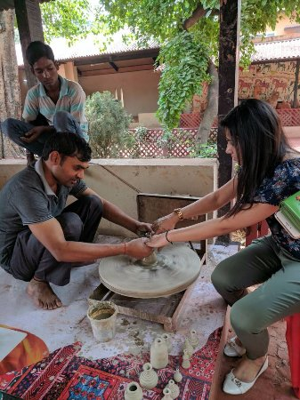 Crash Course Of Pottery Picture Of National Handicrafts And