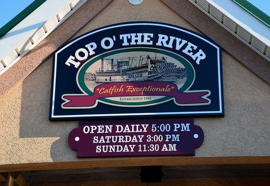 Anniston, AL: Top o' the River