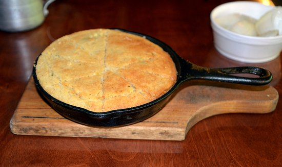 Anniston, AL: Jalapeno corn bread