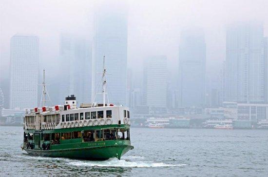 Verschiedene Geschmäcker von Hongkong