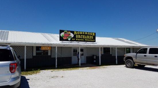 Robertson's, Omaha, Arkansas