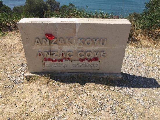 Gallipoli Battlefield: Anzac Cove