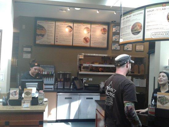 Cafe Yumm Eugene Oregon Menu