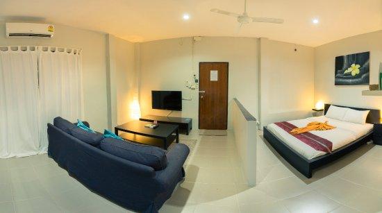 Infinity Guesthouse: Studio Room