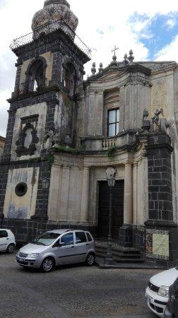 Castiglione di Sicilia, Italia: Chiesa di Sant'Antonio Abate