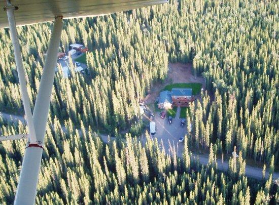 Tok, AK: Aerial View