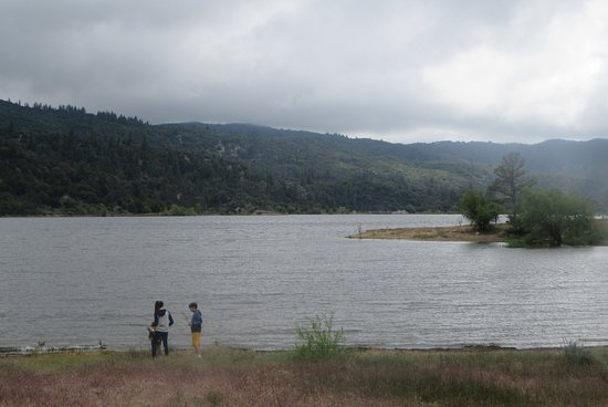 Riverside, CA: Lake Hemet, Hemet, Ca