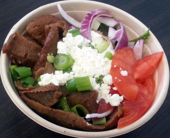 Can you pronounce gyro picture of the simple greek for Cuisine pronounce