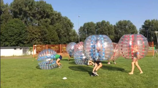 Bubble Football Amsterdam