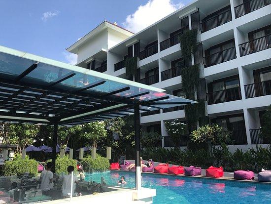 Picture of courtyard bali seminyak resort for The best hotel in seminyak
