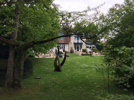 Photo de le jardin des plumes giverny for Le jardin des plumes